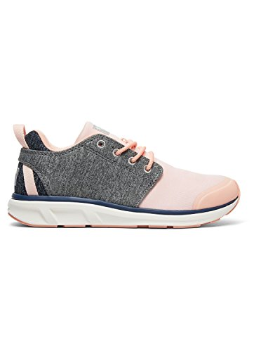Grey para Pink Zapatos ARJS700124 Set Session Mujer Roxy tqZaPYwY