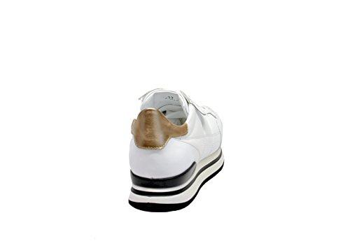 Hogan - Zapatillas de piel para mujer