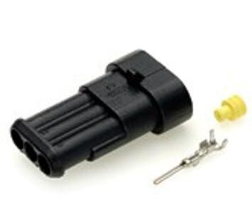 Superseal Elektrische Wasserdicht Anschluss Automotive/Boot Auto ...