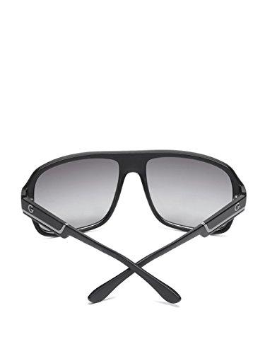 G Men's Sunglasses By Navigator Matte Black Guess Square WWnFfCc
