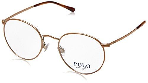 Polo Men's PH1179 Eyeglasses Dark Rose Gold ()