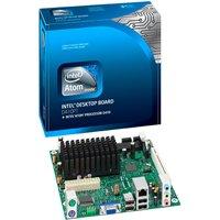 Intel Atom D410/Intel NM10/DDR2/A&V&L/Mini-ITX Motherboard, Bulk BLKD410PT (Ddr2 Sata2 Lan Audio)