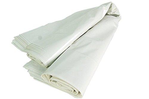 Lot de 200/sacs Pneu 1000/mm x 1000/mm type de de Vue de la marque Stix//Sacs//emballage Pneu Pneu//Pneu Transport//Grande Qualit/é//plastique Basse Densit/é///épaisseur//Sacs//3/dans un sac//Blanc//Pneu Pneu Pneu Pochettes//jusq