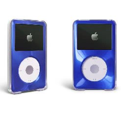 mip-apple-ipod-classic-hard-case-with-aluminum-plating-80gb-120gb-160gb-blue