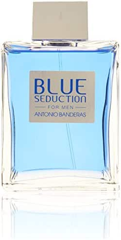 Antonio Banderas Blue Seduction for Men Eau De Toilette Spray, 200ml