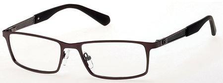 Guess Men's Eyeglasses GU1860 GU/1860 009 Gunmetal Full Rim Optical Frame - Guess Frames Optical