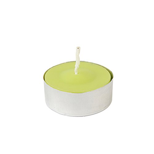 Zest Candle 100 Piece Tealight Citronella product image