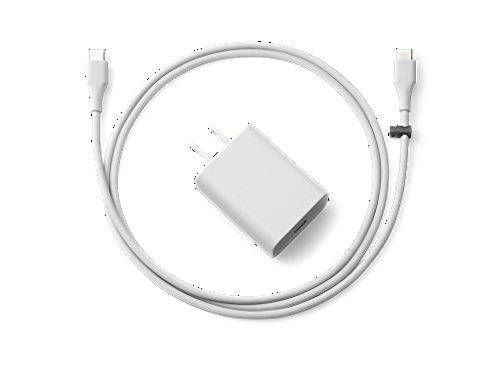 Google 18W USB-C Power Adapter (US/Canada) – Grey