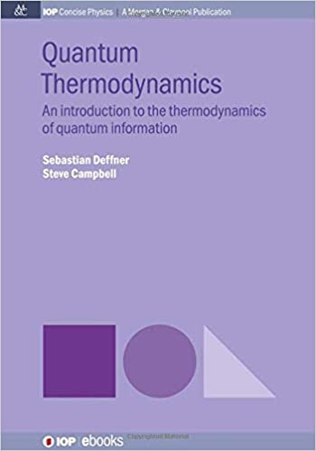 Quantum Thermodynamics: An Introduction to the Thermodynamics of