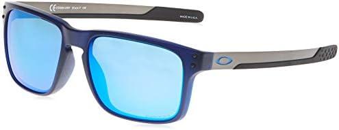 Oakley Men's OO9384 Holbrook Mix Sunglasses Rectangular Sunglasses