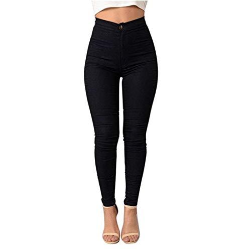 Casual Women Blanc Élégante Loisirs Taille Leggings Femme Slim C Pantalon Haute Stretchy Jeune Ladies Élastique Anaisy Jeans Crayon QBCdxoWreE
