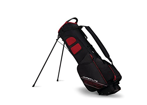 Callaway 2017 Hyper Lite Zero Double Strap Black/Red/White