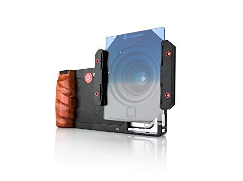 CGB Pro Case/Filter/3 Lens Kit - Black by Phoneographer (Image #1)