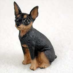 Min Pin Blk/tan