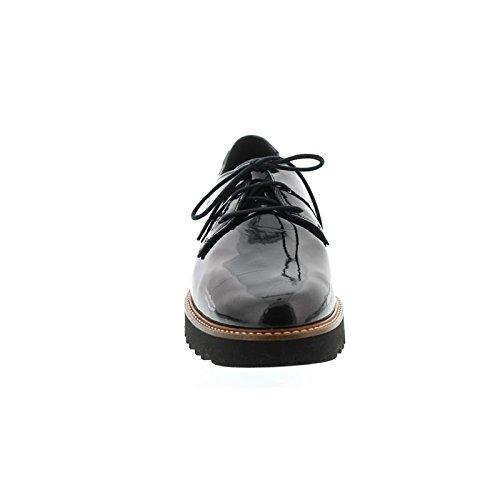 Zapatos Mephisto Cordones Negro Para Mujer De 8zdzwxBv