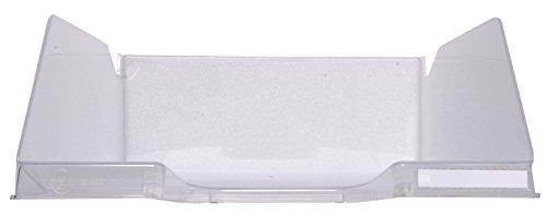 - Exacompta Office Letter Tray Combo Maxi, 347x255x103mm - Clear