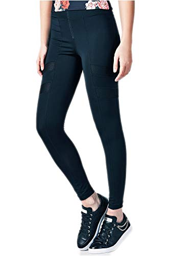 Les Noirs Jeans Legging Jr02p O84b01 Logo Guess OgqUY