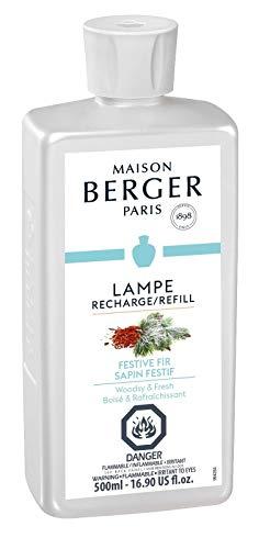 Maison Berger Festive Fir Refill, 500ml / 16.9oz ()