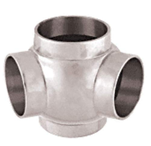 Ball 135 Degree Elbow - CRL HR15BQPB Polished Stainless 2-5/8