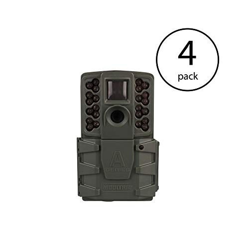 Moultrie A 25i Game Trail Hunting Camera with SD Card and Ba