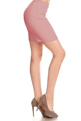 - 31Aj0TYNGYL - Leggings Depot Women's Premium Cotton Soft Bike Shorts NCL16