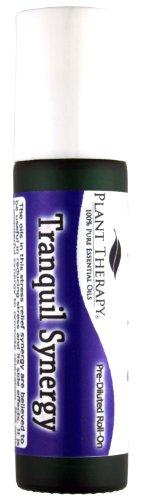Tranquille Synergy pré-dilué Huile Essentielle Roll-On 10 ml (1/3 oz). Prêt à l'emploi!