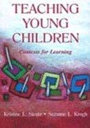Teaching Young Children (01) by Slentz, Kristine - Krogh, Suzanne L [Paperback (2001)]