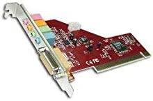TARJETA SONIDO PCI 4.1 4 CANALES SATYCON ES1989S: Amazon.es ...