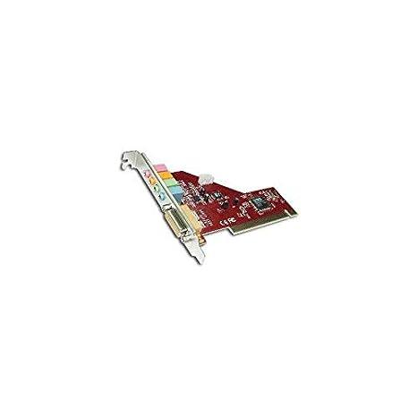 TARJETA SONIDO PCI 4.1 4 CANALES SATYCON CS4281-CM: Amazon ...