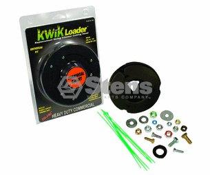 """Stens 385-690  Kwik Loader Tri-Pro Trimmer Head, Uses 8"""" ..."""