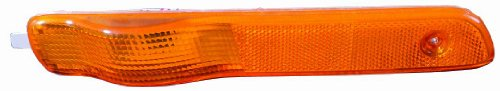 Depo 335-1402L-US Saturn S-Series Driver Side Replacement Side Marker Lamp Unit without - Saturn Bumper Replacement Sc1