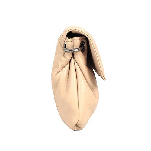 Taschenzauber®, Borsa a tracolla donna beige beige unisize