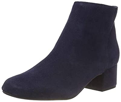Kenneth Cole New York Women's Rylan Block Heel Ankle Bootie Boot