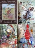Songs from Alice: Alice in Wonderland and Alice Through the Looking-Glass