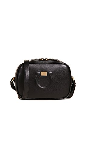 Women's Salvatore City Nero Bag Camera Ferragamo xa6Rganw