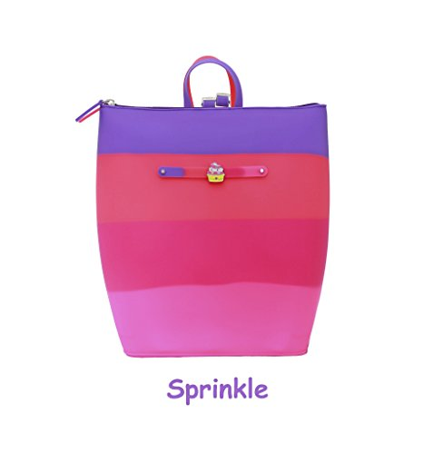 American Jewel Yummy Gummy Light-up Silicone Backpack