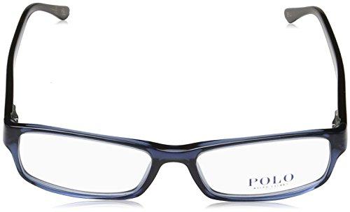 Polo PH2065 C54 Bleu Gris-Ecaille