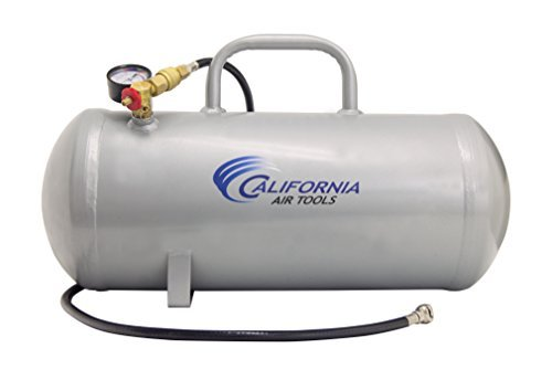 California Air Tools AUX05 Portable Air Tank, 5 gallon by California Air Tools