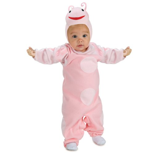 Uniqua Ez-one Romper Infant Costume - (Uniqua Kids Costumes)