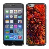 Cosmic Ganesh Bright iPhone 6 Plus Black Tough Phone Case - Design By Humans