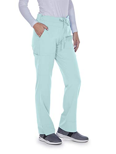 Grey's Anatomy Signature 2207 Callie Low Rise Pant Blue Bird L ()