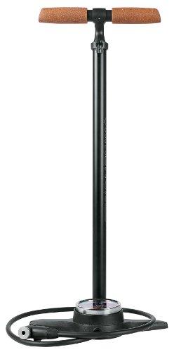 SKS Airmenius Bicycle High Pressure 180psi Floor Pump, Black