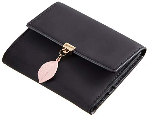 Travelambo RFID Blocking Trifold Mini Compact Wallet