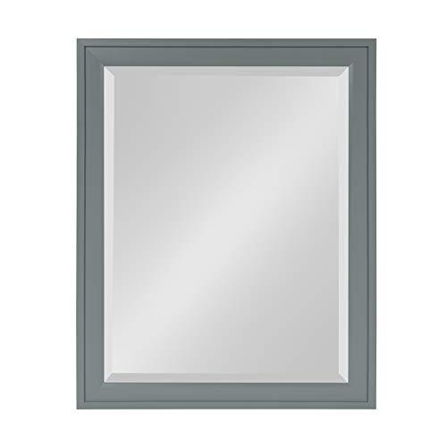 DesignOvation Bosc Framed Wall Mirror 21.5x27.5 -