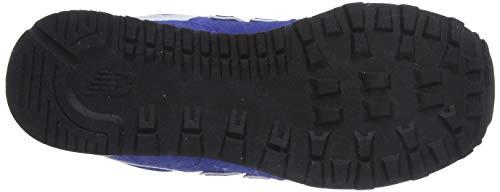 Balance Es New Kinderentrainers Noordzee 574 Unisex Blauw witte dq0xFqf4