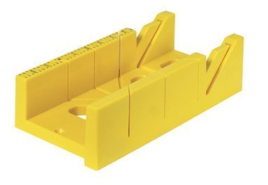 Great Neck 025pmb12 Miter Box 12 Yellow Miter Saw Accessories