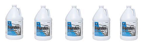 Nilodor 128 ZYM Original Urine Digester, 1 gal (5) by Nilodor