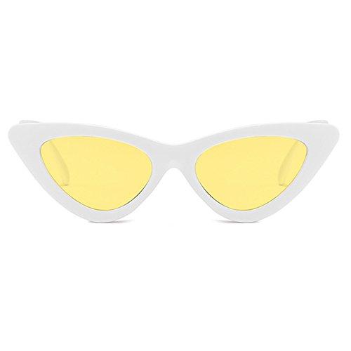 sol Eye Cat Eyewear Gafas Juleya Outdoor Classic mujer Sunglasses de C10 para Vintage UV400 Sn5B1gRq