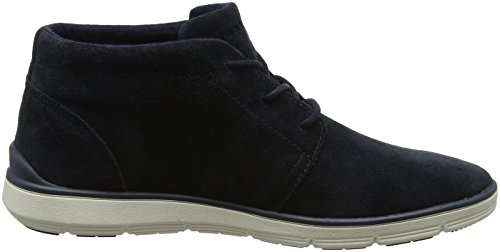 City Boot Tommy Hilfiger Homme Suede Hautes Midnight Lightweight 403 Baskets Bleu qan6xnET7