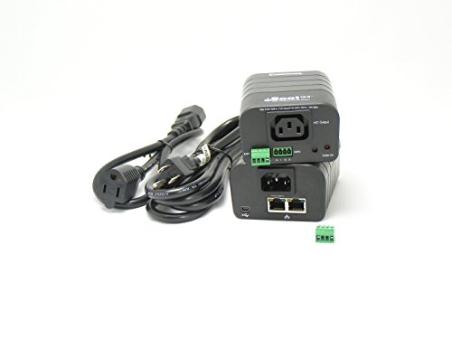 iBoot-G2S Web Power Control with Built-in 2 Port Network Switch by Dataprobe